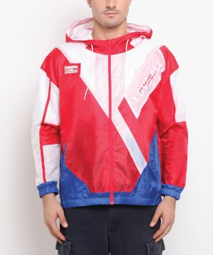 JACKET SUSI SUSANTI HALL OF FAME RED UNISEX