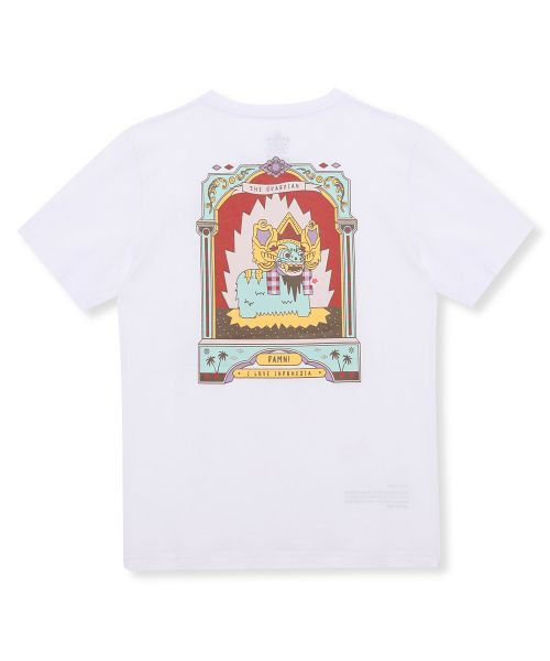 BARONG THE GUARDIAN WHITE JUNIOR   M