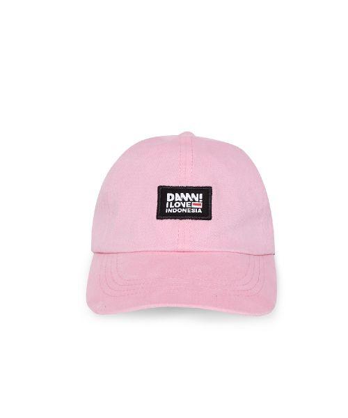 CAP DAMN AUTHENTIC SIGN PINK   FS