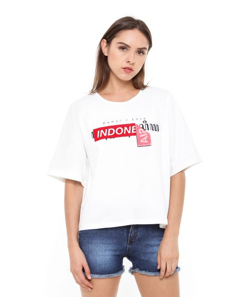 REVEAL THE CULTURE WHITE FEMALE   3XL
