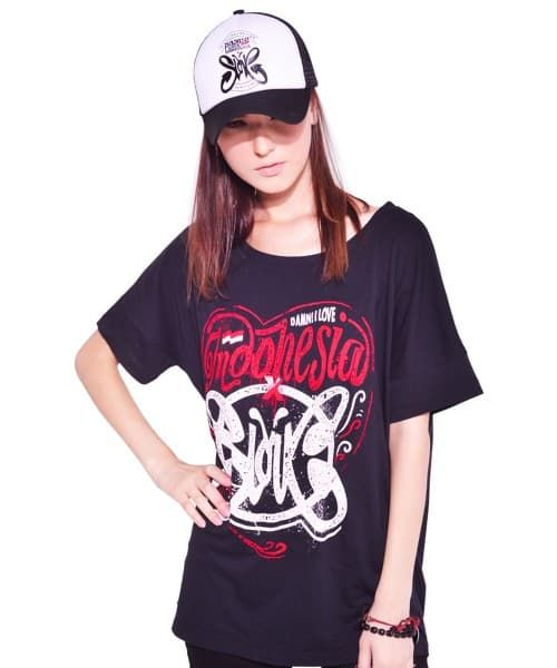 SLANK LOVE INDO BLACK FEMALE   3XL