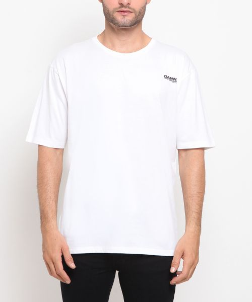 DAMN! GRAND TOUR 2019 OFFWHITE UNISEX-2XL