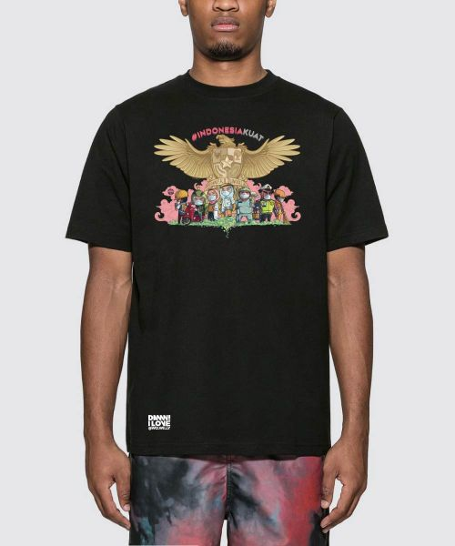 WD WILLY OUR HEROES BLACK UNISEX