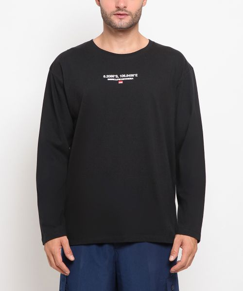 Long Sleeve Youth Pledge Cdrt Black Unisex-M
