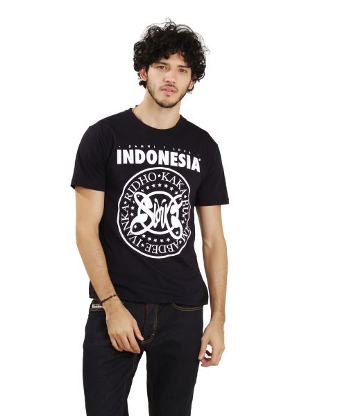 SLANK RAMONES BLACK MALE