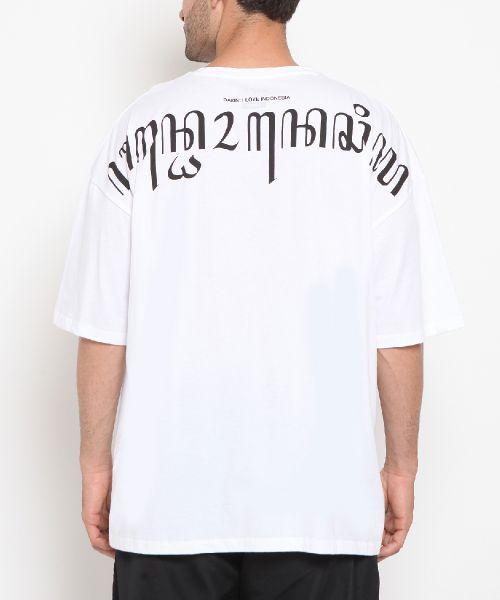 AKSARA WHITE UNISEX-S