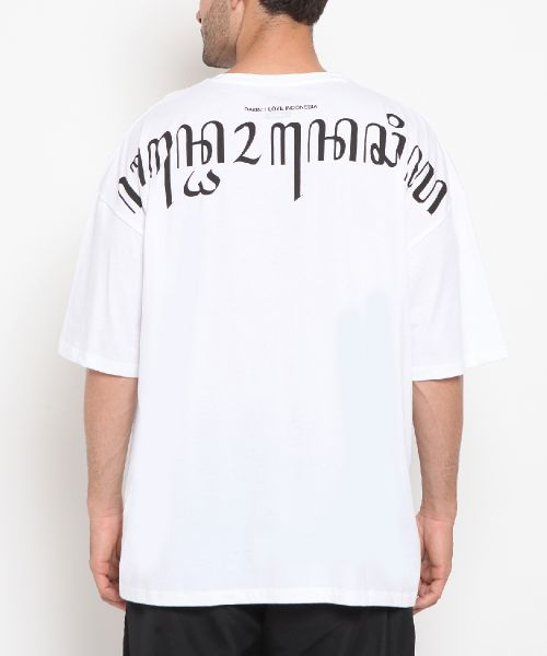 AKSARA WHITE UNISEX-L