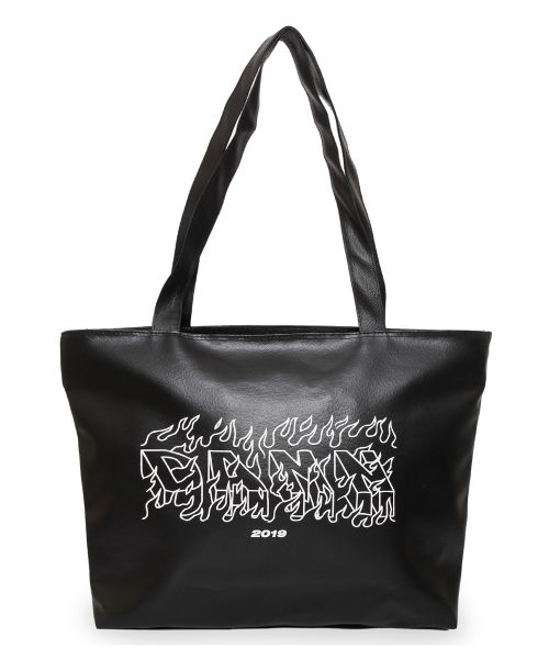 Tote Bag La Flame Black
